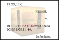 Eros v. Leatherwood Caption
